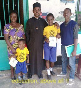 Fr. Petros Family